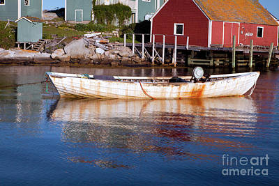 Photograph - 1512 Peggy's Cove by Steve Sturgill