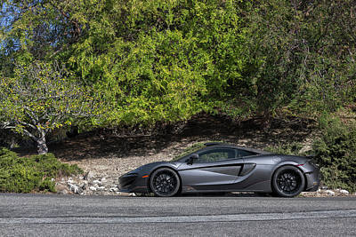 Photograph - #mclaren #600lt #print by ItzKirb Photography