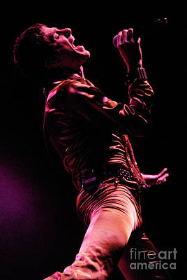 Photograph - Perry Farrell's Band  by Jenny Potter