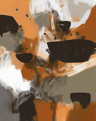 Wall Art - Digital Art - 16.3.2 by Simona Gocan