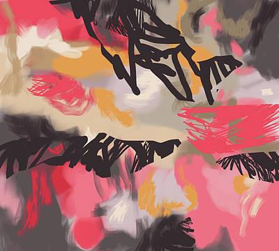 Wall Art - Digital Art - 16.3.4 by Simona Gocan