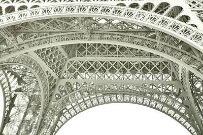 Photograph - 1889 Worlds Fair Entrance by JAMART Photography