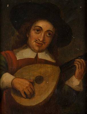 Musicians Royalty Free Images - 18th Century, musician Royalty-Free Image by Celestial Images
