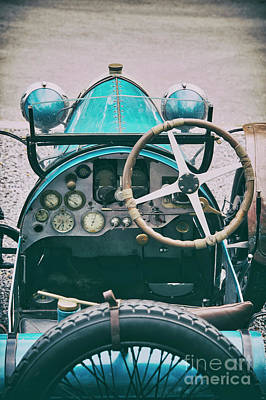 Photograph - 1926 Vintage Bugatti T23 by Tim Gainey