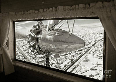 Photograph - 1928 Ford Tri-motor by Martin Konopacki