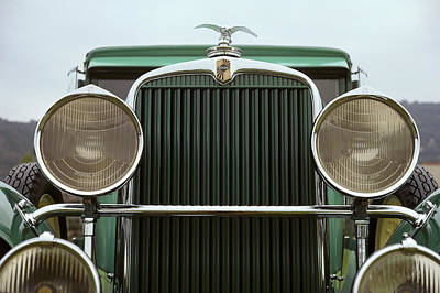 Photograph - 1930 Nash 482-r Coupe by Car Culture