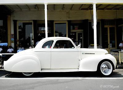 Thomas Kinkade - 1941 Chevy by RT Bozarth
