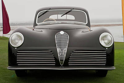 Photograph - 1942 Alfa Romeo 6c 2500 Ss by Car Culture