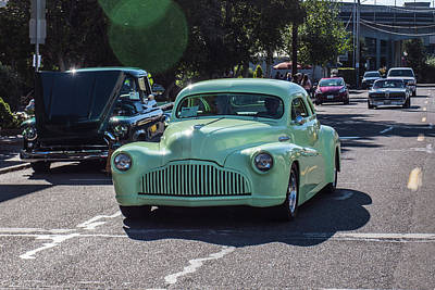 Photograph - 1942 Buick Cruising by HW Kateley