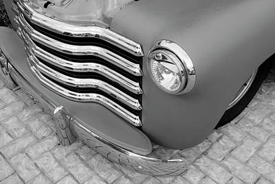 Photograph - 1947 Ford Super Deluxe 8 Coupe 001 by Rich Franco
