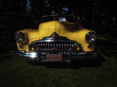 Photograph - 1948 Buick Roadmaster by Thomas Hall
