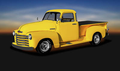 Photograph - 1948 Chevrolet Pickup Truck  -  1948chevroletpickuptruck196377 by Frank J Benz