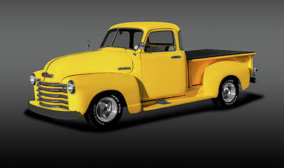 Photograph - 1948 Chevrolet Pickup Truck  -  1948chevypickuptruckfa196377 by Frank J Benz