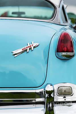 Photograph - 1954 Hudson Hornet  by Tim Gainey
