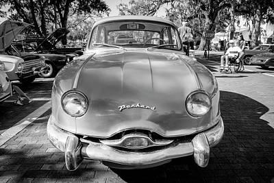 Photograph - 1954 Panard Dyna Z 005 by Rich Franco
