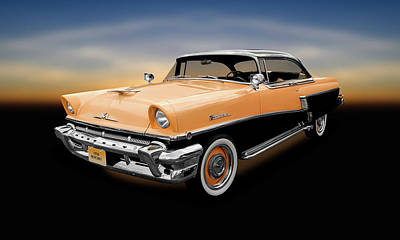 Photograph - 1956 Mercury Montclair  -  1956mercurymontclairhardtop166898 by Frank J Benz