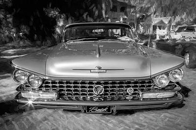 Photograph - 1959 Buick Electra 225 015 by Rich Franco