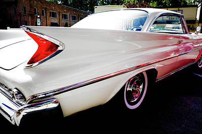Photograph - 1960 Chrysler Saratoga by David Patterson