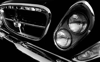 Photograph - 1961 Chrysler 300c by Thomas Hall