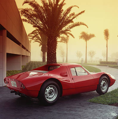 Photograph - 1964 Porsche 904 Carrera Gts by Car Culture