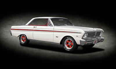 Photograph - 1965 Ford Falcon Futura Hardtop  -  1965fordfalconfuturahdtpsptext186251 by Frank J Benz