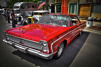 Photograph - 1966 Plymouth Sport Fury by David Patterson