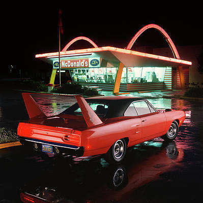 Photograph - 1970 Plymouth Superbird by Car Culture
