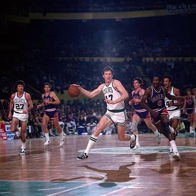 Photograph - 1976 Nba Finals  Phoenix Suns Vs by Dick Raphael