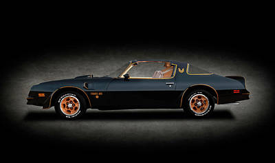 Photograph - 1976 Pontiac Firebird Trans Am  -  76pontiactransam455sptext196291 by Frank J Benz