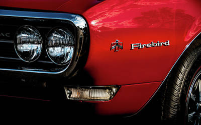 Photograph - 1st Generation Firebird by Onyonet  Photo Studios