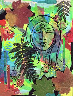 Mixed Media - Native Dreams by Koka Filipovic