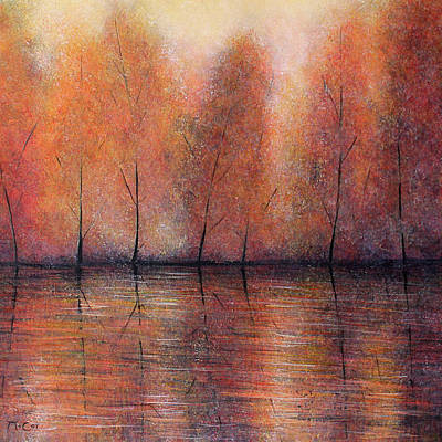 Painting - Autumn Shades by K McCoy