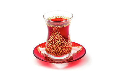 Photograph - Azerbaijani Tea by Fabrizio Troiani