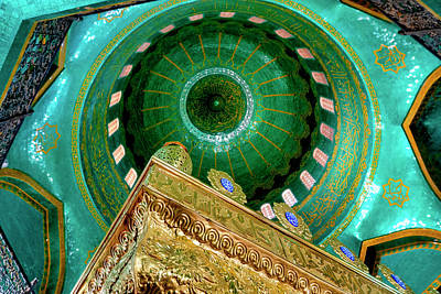 Photograph - Green Dome by Fabrizio Troiani