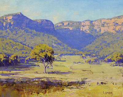Royalty-Free and Rights-Managed Images - Capertee Valley Australia by Graham Gercken