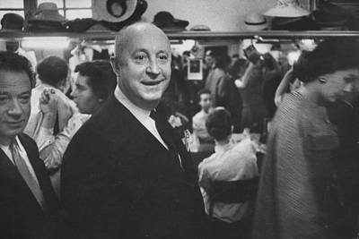 Photograph - Christian Dior by Loomis Dean