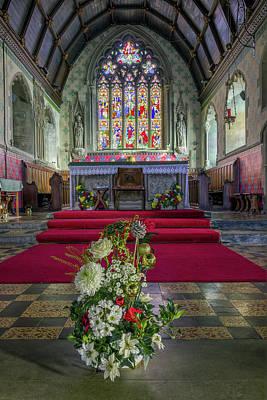 Photograph - Christmas Church by Ian Mitchell
