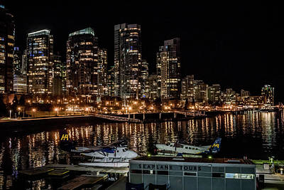 Photograph - Coal Harbour by Ross G Strachan
