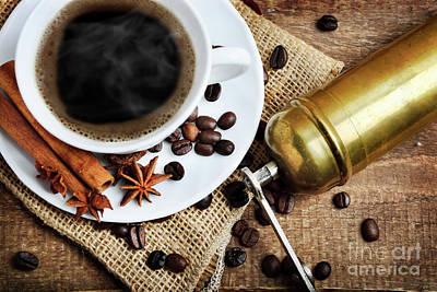 Photograph - Coffee by Jelena Jovanovic
