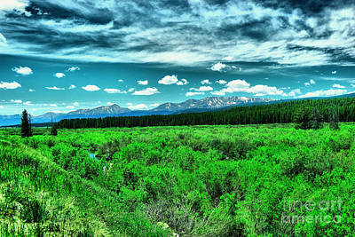 Royalty-Free and Rights-Managed Images - Colorado landscape by Jeff Swan