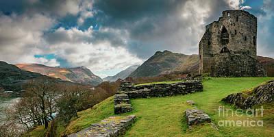 Photograph - Dolbadarn Castle Snowdonia by Adrian Evans