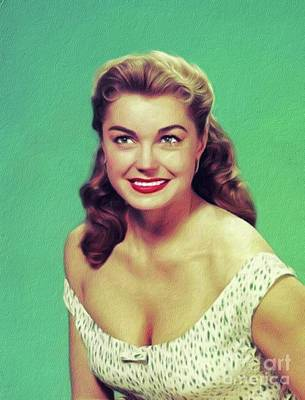 Royalty-Free and Rights-Managed Images - Esther Williams, Vintage Actress by Esoterica Art Agency