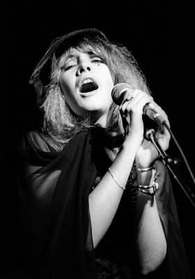 Photograph - Fleetwood Mac Live by Ed Perlstein