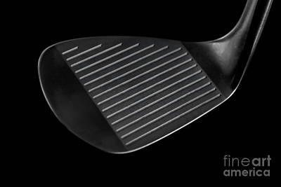 Photograph - Golf Club Wedge by Mats Silvan