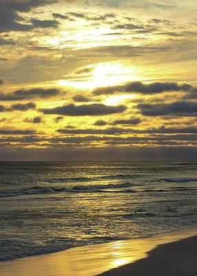Photograph - Gulf Sunset  by Jason Ellis