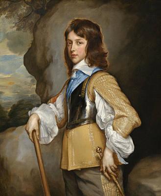 Painting - Henry, Duke Of Gloucester by Adriaen Hanneman