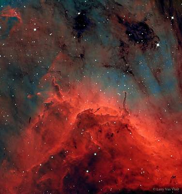 Painting - Ic5067_vanvleet_3172 by Celestial Images