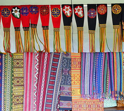 Photograph - Indigenous Arts And Crafts by Yali Shi