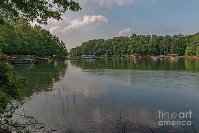 Photograph - Lake Hartwell - Memories by Dale Powell