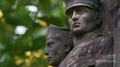 Photograph - Monument To The Duchess Of Victory Genoves Park Cadiz Spain by Pablo Avanzini